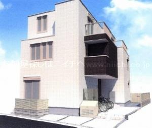 大手ハウスメーカー施工の代々木上原の新築マンション