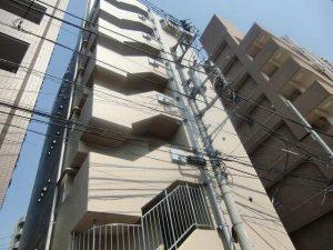 渋谷富ヶ谷賃貸マンション!山手通り沿いなので夜帰宅が遅くなっても安心!