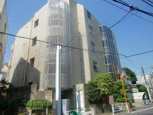 渋谷元代々木町の振り分け2LDK