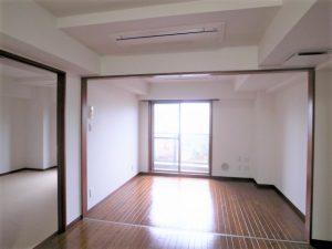 もうすぐ内見できます!参宮橋の分譲賃貸マンション!