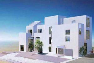 路地のある暮らし・新築デザイナーズ賃貸