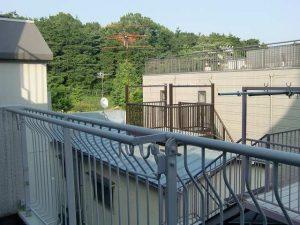 代々木公園駅近賃貸!最上階!2面採光角部屋で独立性があります!