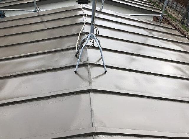 トタン屋根のメンテナンス工事