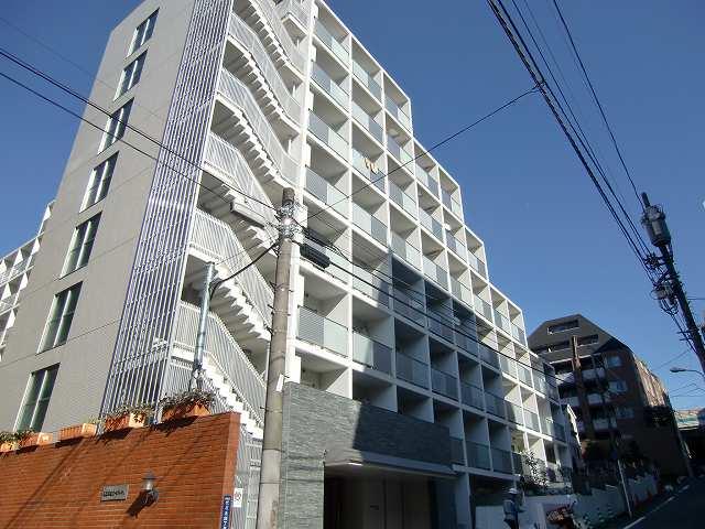 人気の参宮橋エリア!バス・トイレ独立型の賃貸マンション