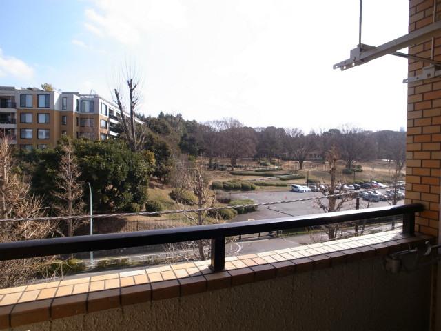 代々木公園の望め四季を感じられる住環境の賃貸マンション!