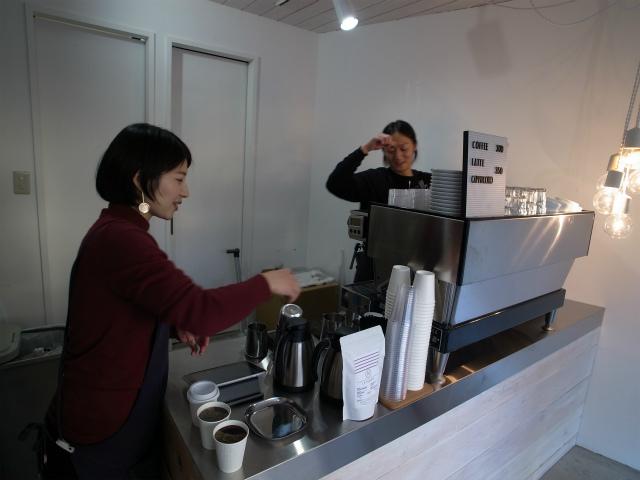 Switch Coffee Tokyo コーヒー