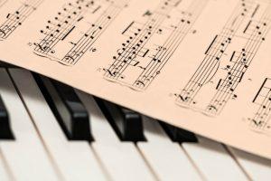 ピアノ、楽器禁止